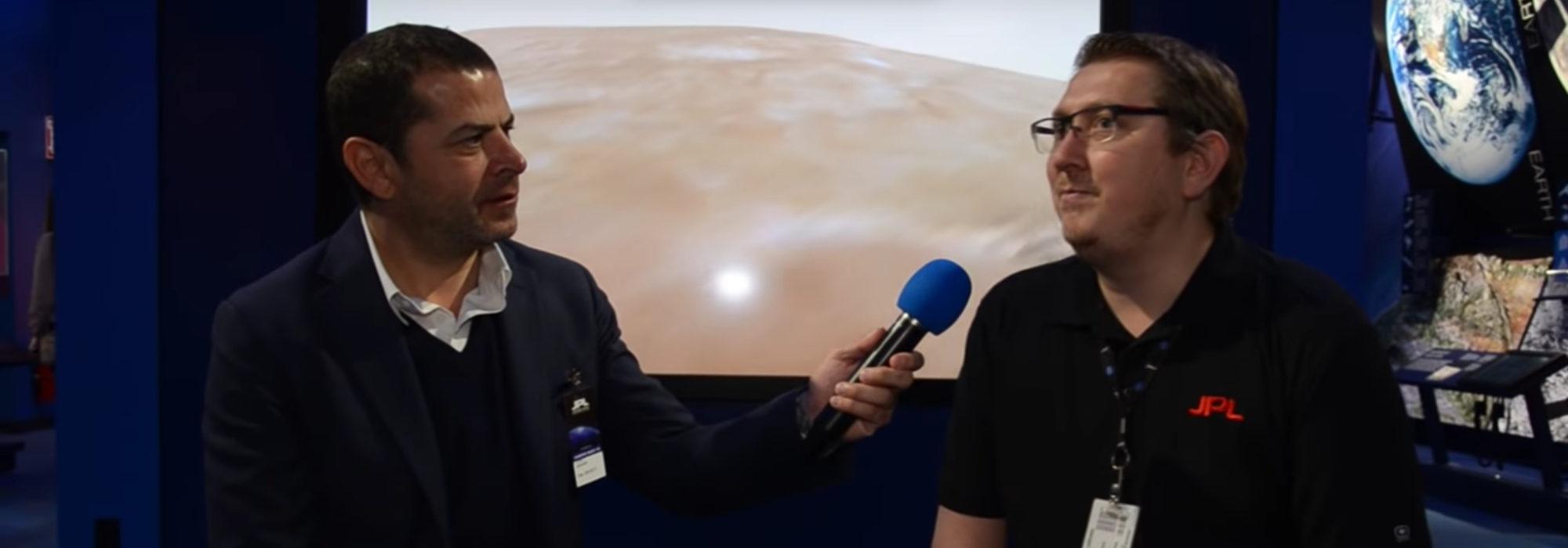 CNNTurk   Cüneyt Özdemir 5N1K – NASA Özel Yayını