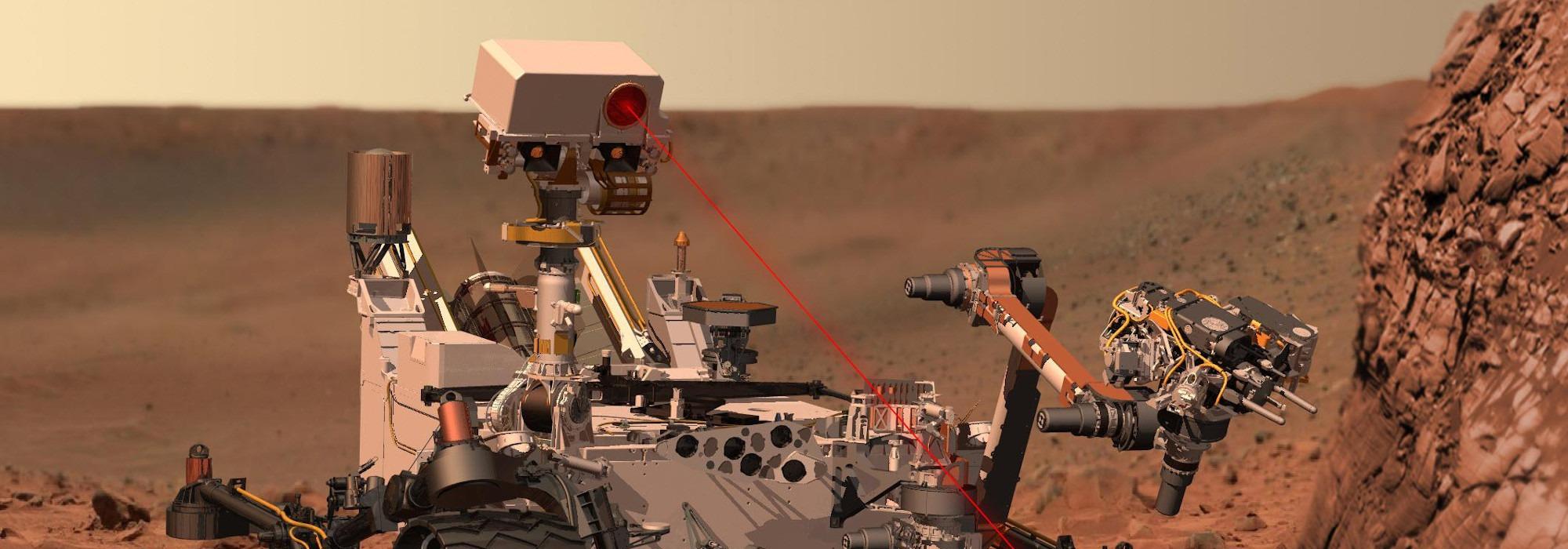 Curiosity'nin Mars'taki 5 yılı