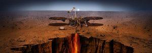 InSight Misyonu ve Mars'ta Deprem