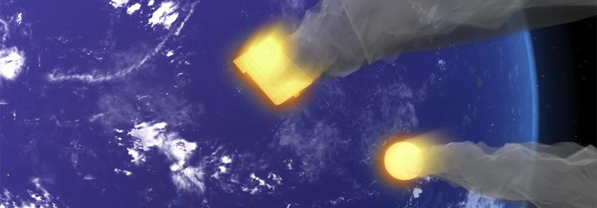Uydu Mezarlıkları: İşi biten uydular nereye gider?