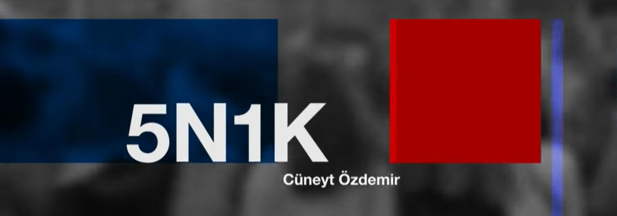 CNNTurk 5N1K | Türkiye'nin uzay macerası…