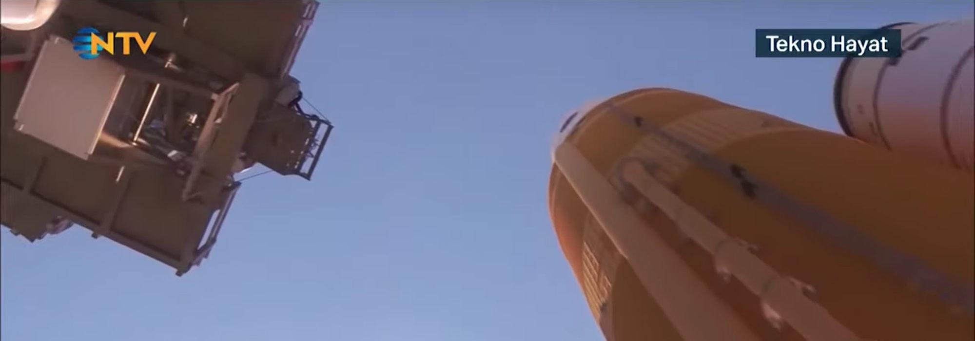 NTV | Mars'a yolculuk… (Gidenler 2 yıl Mars'ta kalmak zorunda)