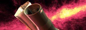Spitzer Uzay Teleskobu'na Veda